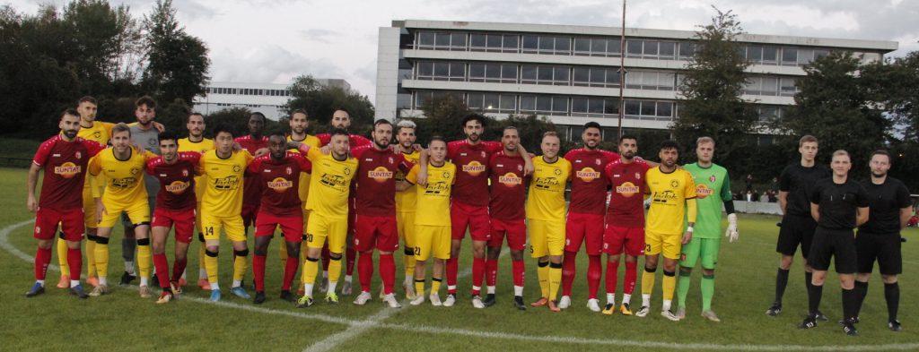 Mannheim Türkspor yarı finalde
