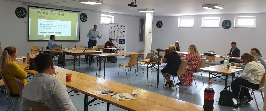 Eğitim yılı açılış toplantısı yapıldı