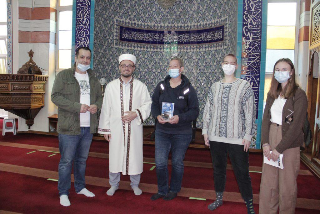 Almanya camilerinde açık kapı günü